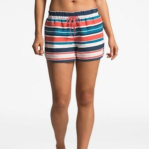 Women's North Face Athletic Shorts